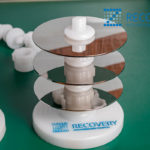 Platter Stand gives possibilities to rotate and inspect both platter surfaces